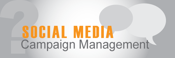 Five important questions you should ask yourself in your efforts of managing a social media campaign
